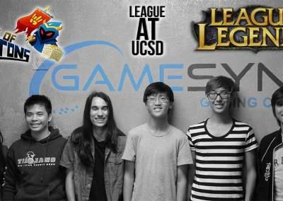 UCSD Triton League of Legends eSports Team