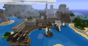 One of the more famous examples of exclusively digital and word-of-mouth distribution is Minecraft (now available across multiple platforms and in physical form)