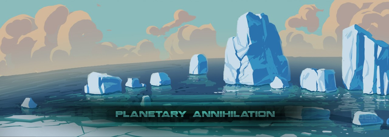 Planetary Annihilation To Be Released in Early 2014 by Uber Entertainment and Nordic Games