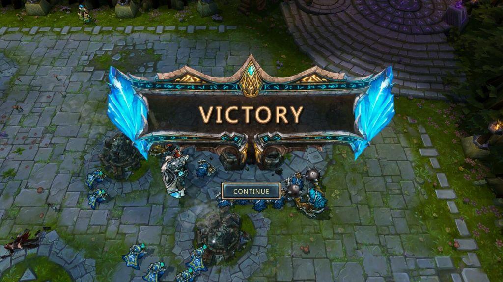 LOL-victory