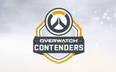 A Brief Understanding of the Overwatch Contenders