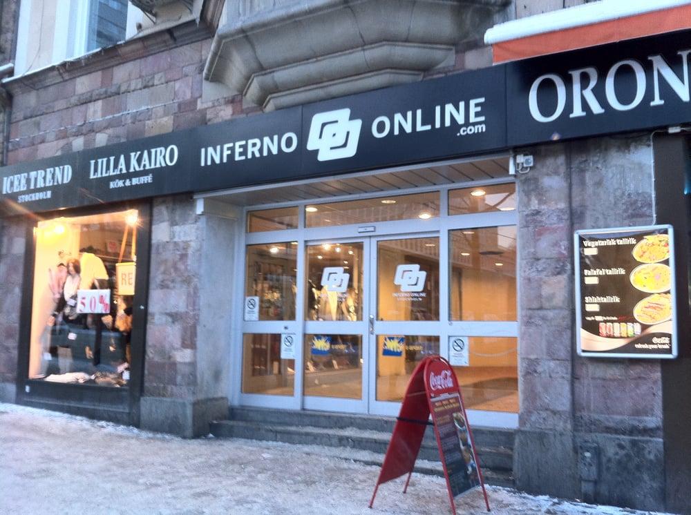 Inferno Online, Stocholm