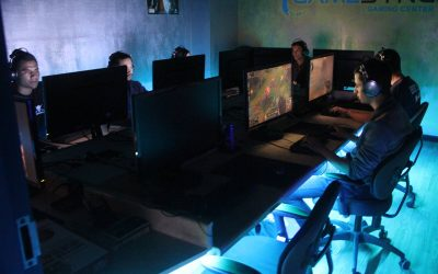 Lan Gaming Centers: Establishing a Grass-Roots Presence in Esports