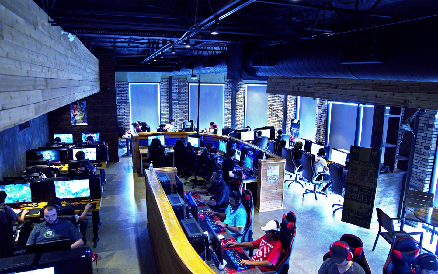 The Java Gaming Cafe, Dallas