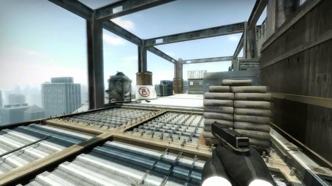 Another angle of the new map, Vertigo.