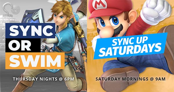 Smash Ultimate Weekly Tournaments at GameSync Esports Center